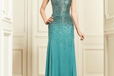 Vestidos de fiesta colección Crucero 2014 de Zuhair Murad
