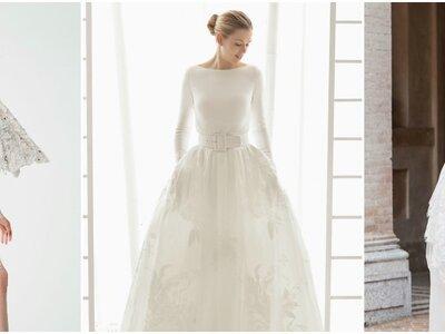 100 sukien ślubnych międzynarodowych projektantów: 100 różnych stylów! Jaki jest Twój?
