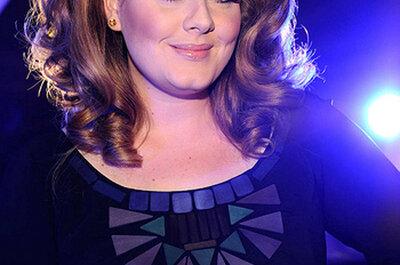 Inspírate en el estilo de Adele para tu look de novia vintage