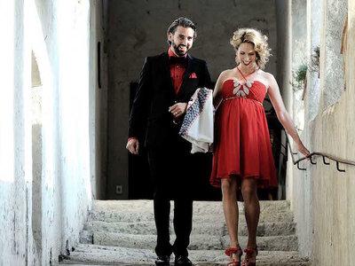 6 ragioni per scegliere un secondo abito da sposa