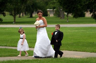 Los mejores consejos para bodas con niños