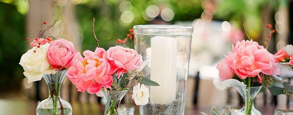 La primavera inunda las mesas de tu casamiento