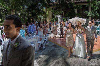 5 tradiciones que no pueden faltar en tu boda