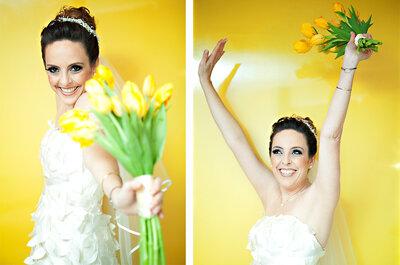 Die Brautstrauß-Trends 2013
