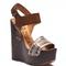 Plateau- Schuhe