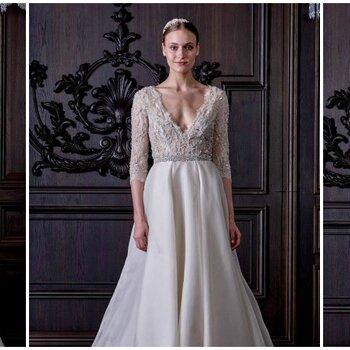 Suknie ślubne Monique Lhuiller 2016: esencja dobrego smaku