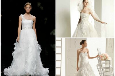 Welcher Brautkleider-Typ sind Sie?