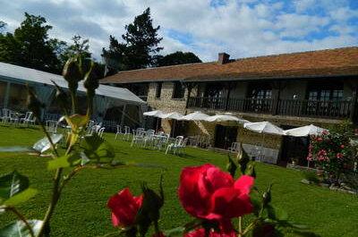 Le Domaine de Fragan : un lieu de réception idéal pour votre mariage près de Paris