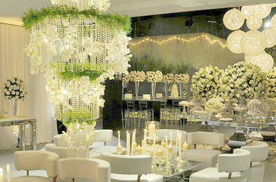 The 6 Best Luxury Wedding Venues for Your Destination Wedding in Belo Horizonte, Brazil.