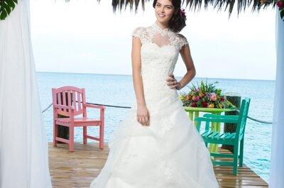 Suknie ślubne Sincerity bridal 2014