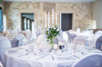 10 astuces pour que votre dîner de mariage ne s'éternise pas !