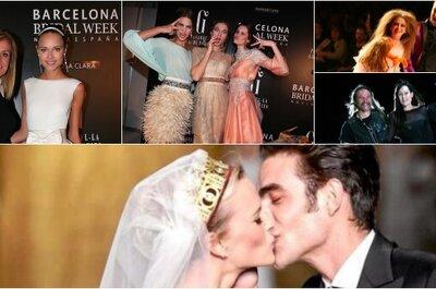 6 detalles de Gaudí Novias en la Barcelona Bridal Week 2013