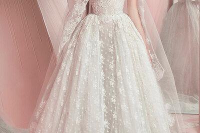Zuhair Murad primavera 2016: Un sueño hecho realidad en extraordinarios vestidos de novia