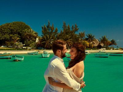 Niebiański ślub na Mauritiusie! Fenomenalny reportaż z kameralnej ceremonii! Nie przegap!