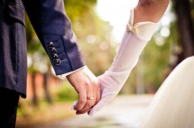 10 datos curiosos del matrimonio: Jamás creerás lo que estás a punto de leer