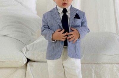 Niños y adolescentes: ¿Cómo vestirlos para una boda?