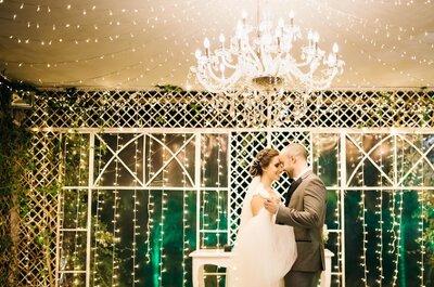 6 ideias mágicas para iluminar um casamento inesquecível!