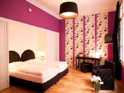 Hotel Papageno Vienna: Luxeriöses Hotel für die Flitterwochen