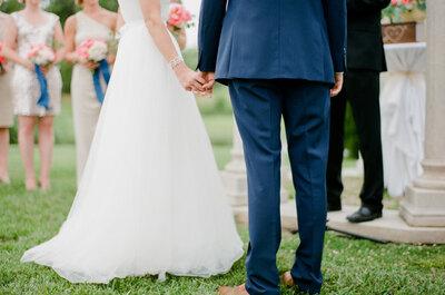 15 cosas que las novias olvidan durante la organización de la boda... ¡Que no te pase!