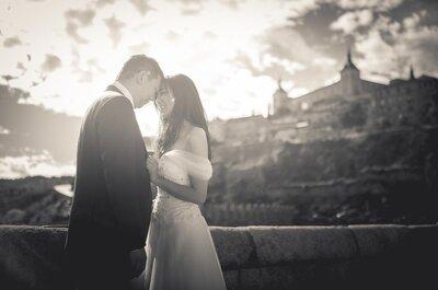 10 ideas chic para el maquillaje de novia: de las pasarelas 2015 a tu boda