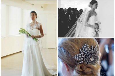 Sehen Sie hier: Die Brautkleider 2014 von Oscar de la Renta!