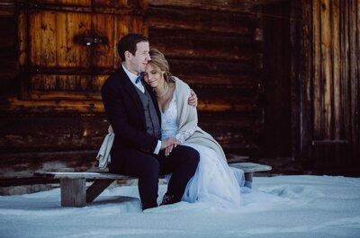 Fenomenalny reportaż ślubny z Zakopanego i cudną sesją w tatrzańskich lasach!
