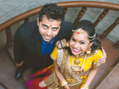 The stunning Real Wedding of Jeenal and Pranav: The one with the Fairy Tale