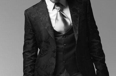 Tendances Homme 2015 : smoking, costume cintré et redingote pour un marié chic