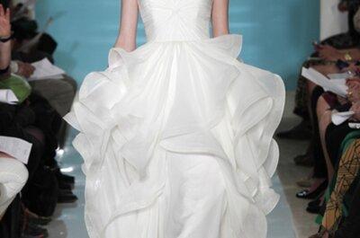 Stilvoll und elegante Brautkleider von Reem Acra
