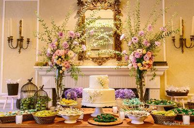 ¿Cómo elegir un excelente catering de bodas? Pasos a seguir para que no se te escape ningún detalle