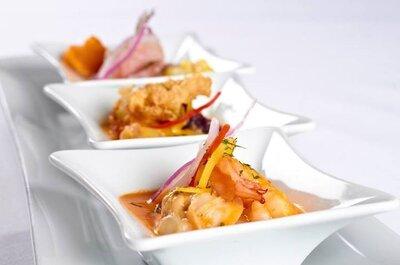 Los 9 mejores restaurantes de Bogotá para tu boda