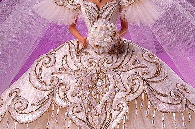 Inspiração para o vestido de noiva? Barbie!