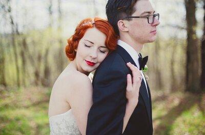 Suspiros de amor: momentos únicos e verdadeiros flagrados em casamentos