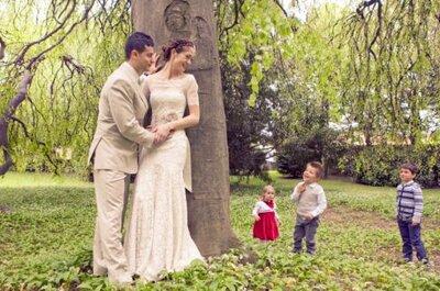 Un matrimonio vegano? Sì, ma con i consigli dei nostri esperti Roberto&Roberta