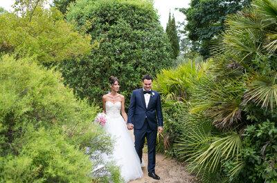 Mi boda, un cuento de hadas: el gran día de Mónica y Marc