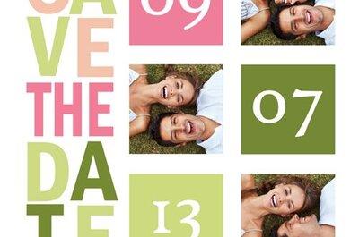 Pomysł tygodnia: oryginalne save the date na wieczną pamiątkę