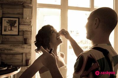 Make up für die Braut 2014