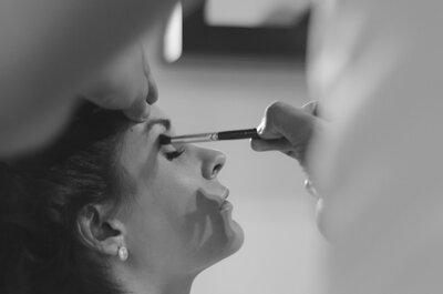 En qué se debe enfocar el profesional en maquillaje para tu matrimonio