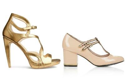 Sapatos de noiva 2015 para convidadas chics e originais