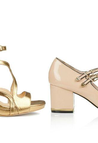 2015 Shoes for original and chic wedding guests