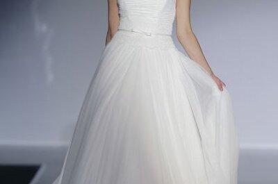 Vestidos de novia 2014 de Franc Sarabia