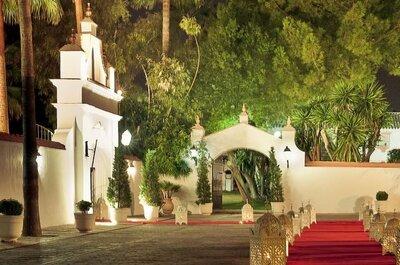 Una boda con encanto en una hacienda sevillana: ¡sí, quiero!