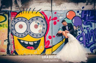 Immagini da un matrimonio: 12 meravigliosi scatti da 'ascoltare'
