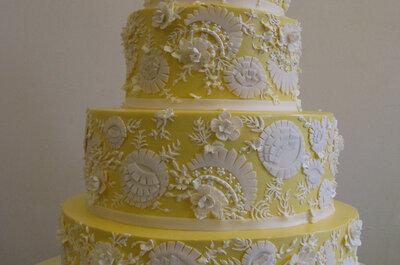 Pasteles de boda Sylvia Weinstock