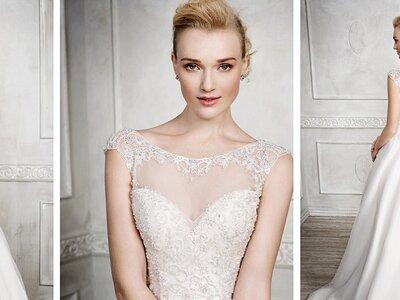 Découvrez les superbes robes de mariée Kenneth Winston Printemps 2017