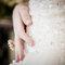 Bustier de robe de mariée incrusté de strass