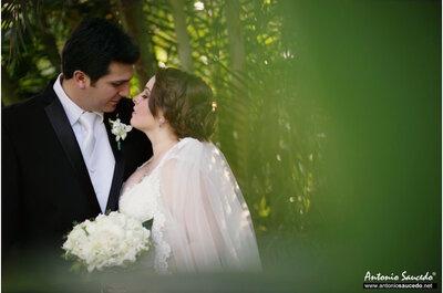 Leslie + Luis: Boda en Hacienda de Cortés... Un día simplemente mágico