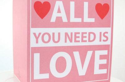Think pink: roze trouwkaarten!
