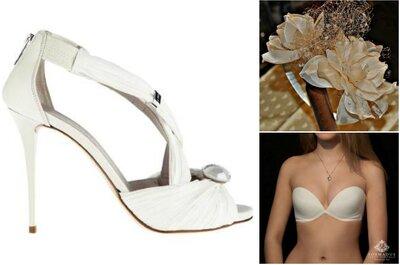 Come riutilizzare 5 accessori da sposa, e vivere sempre felici e... splendenti!