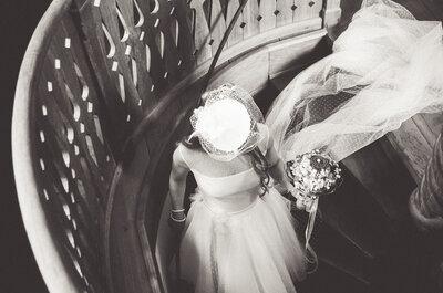12 Alpträume, die die Braut vor ihrer Hochzeit hat - Erfahren Sie, was sie bedeuten!